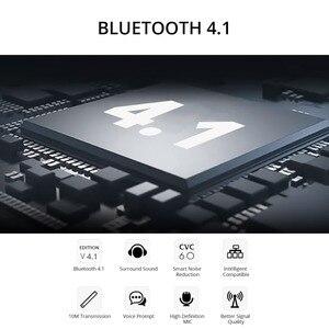 Image 5 - ANMONE BT315 Bluetooth אוזניות ב אוזן אלחוטי אוזניות עם מיקרופון בס ספורט מגנטי אפרכסת באוזן אוזניות עבור נייד טלפונים