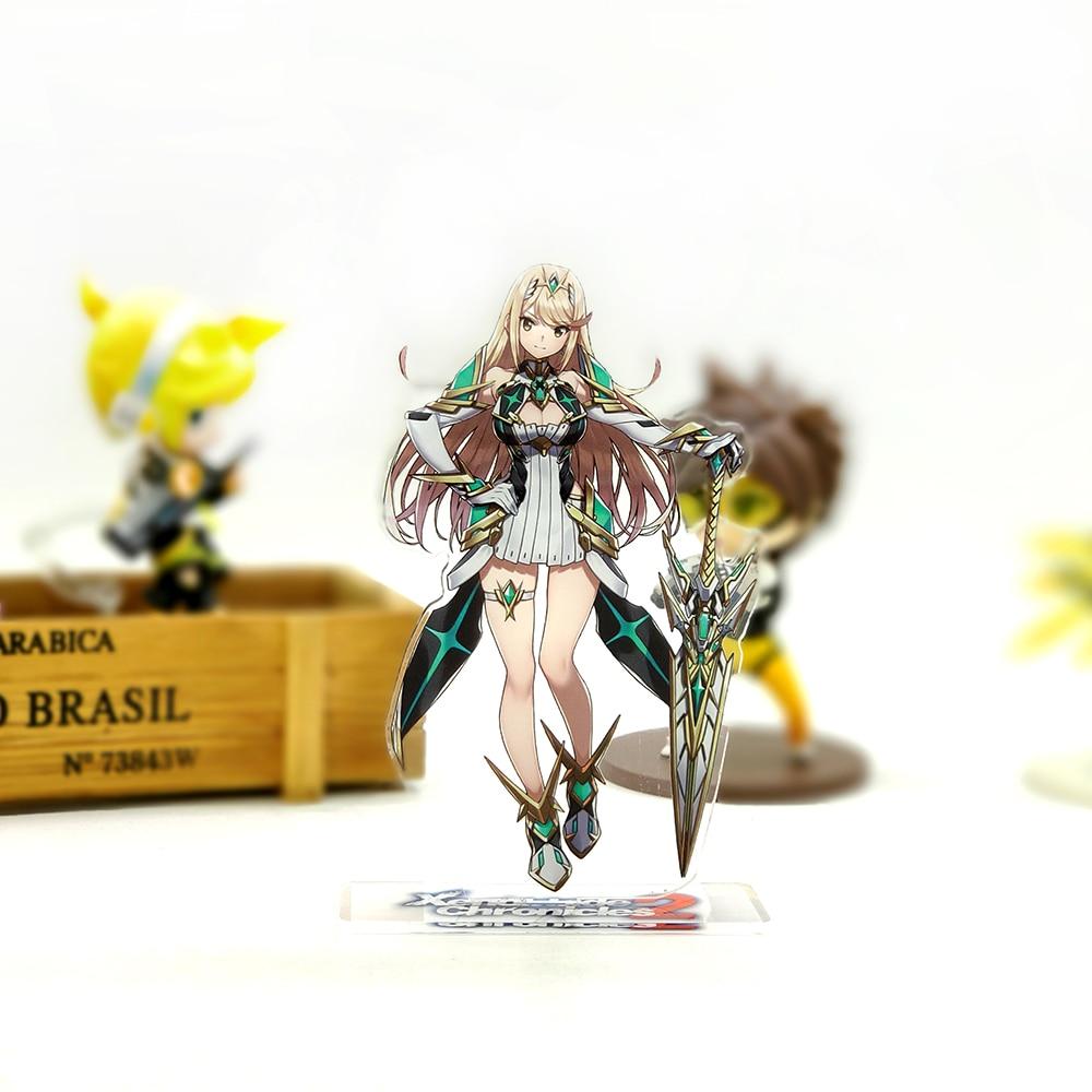 Xenoblade 2 Mythra Hikari Pyra Homura_2