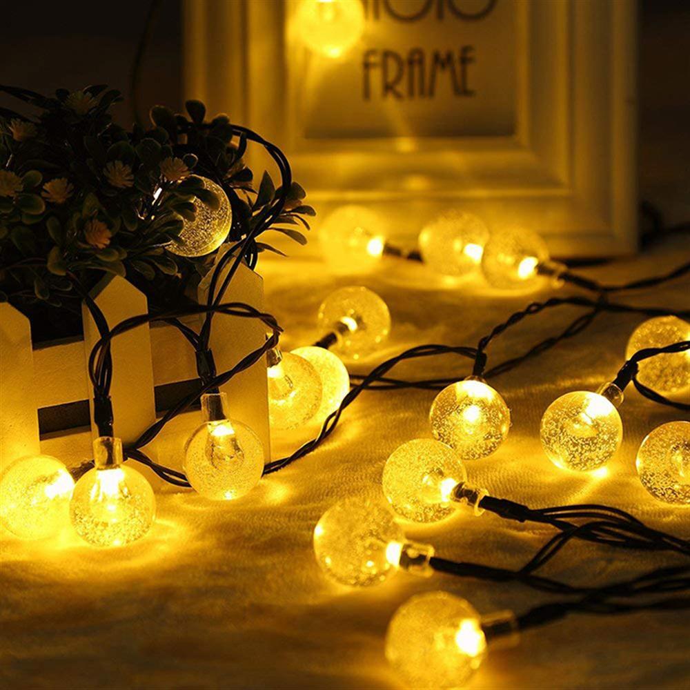 GE Appliances String-A-Long C5 Crystal 70 Christmas Light ...   Crystal Light Show String
