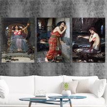 Домашний декор печать на холсте настенные картины плакат холст