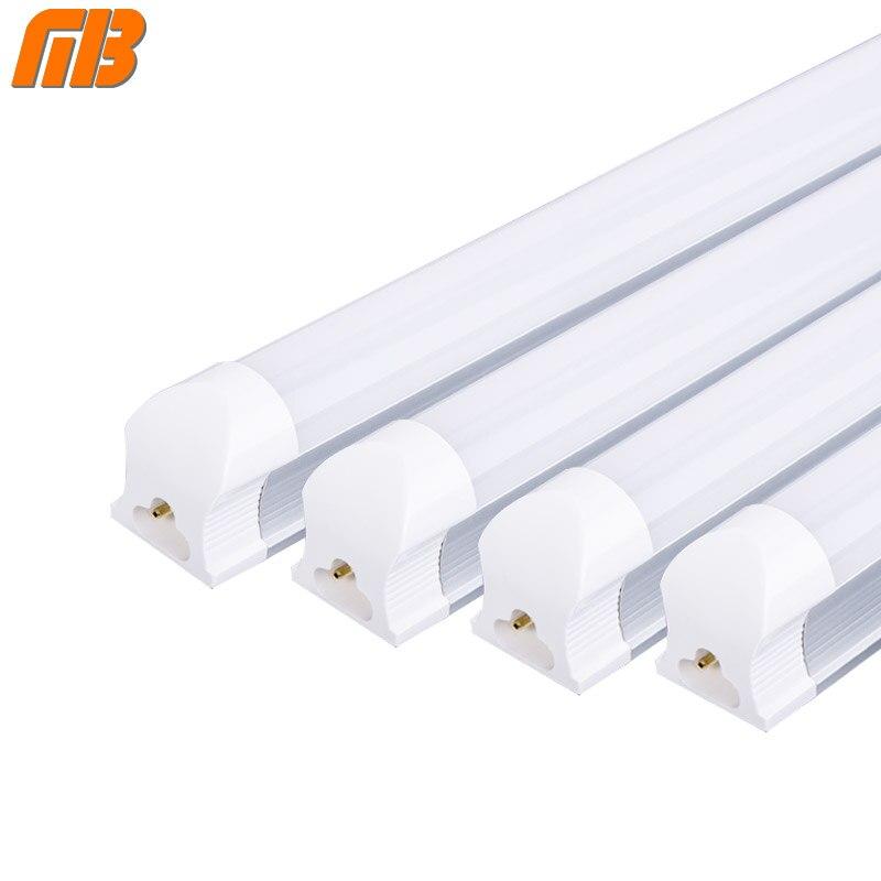 [MingBen] 4pcs/lot T8 LED Tube 9W 2ft=60cm  12W 3ft=90cm 220V 230V Cold White/Warm White lot 2 90 lot 3 60 g700 sop28