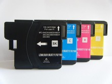 4PK  Ink Cartridge for Brother LC1100 DCP 185C 195C 9805C