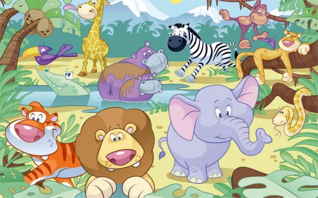 Popular jungle animal fabric buy cheap jungle animal for Kids jungle fabric