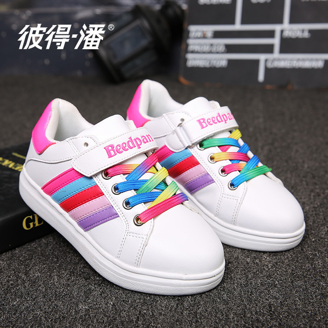 Kids Sneakers Shockproof Nonslip Children Sport Shoes Breathable Boys Girls Shoes
