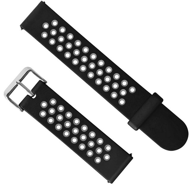 Lightweight Ventilate Wrist Strap Watchband For Xiaomi Huami Amazfit Sports Smartwatch Silicone Luxury correa reloj Quality