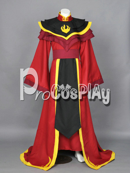 Avatar The Legend Of Aang Avatar The Last Airbender Fire Lord Ozai Cosplay Costume Mp001706