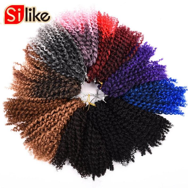 Hair Crochet Synthetic Hair