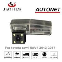 JIAYITIAN car rear view camera for toyota rav4 RAV4 2013 2017/Reverse Camera/HD CCD/Night Vision/BackUp Camera