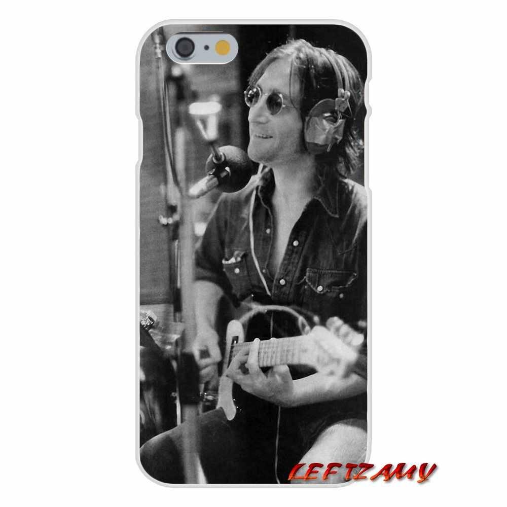 Para Huawei P Smart Mate Y6 Pro P8 P9 P10 Nova P20 Lite Pro Mini 2017 accesorios de la cáscara del teléfono cubre John Lennon legado