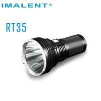 IMALENT RT35/RT35 комплект мощный фонарик перезаряжаемые 2350 люмен с CREE XHP35 HI светодиодный магнитный USB зарядное устройство 18650