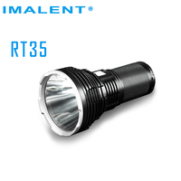 IMALENT RT35/RT35 KIT Powerful Flashlight Rechargeable 2350 Lumens with CREE XHP35 HI LED Magnetic USB Charger Flashlight 18650