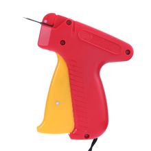 Tag Gun Coarse Needle Garment Price Label Tag Gun Clothes Price Tagging Maker Machine Sewing Tools Improves Efficiency Tools