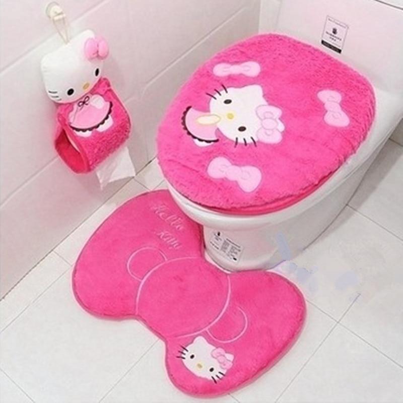 Popular Hello Kitty Bathroom Set Buy Cheap Hello Kitty Bathroom