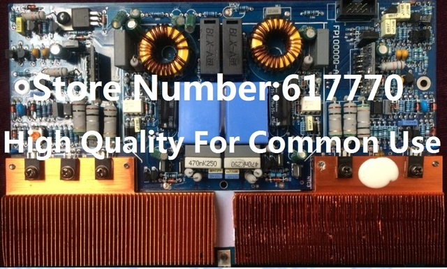Free Shipping FP10000 Power amplifier board for replacement