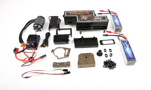 New Electric Oil Change Power Conversion Kit Full Version For 1 Ive