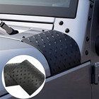 Car-styling WUPP Black Cowl Body Armor Outer Cowling Cover for Jeep Wrangler JK Rubicon Sahara td0920 Dropship
