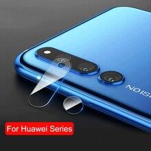 LISM 1PC Clear Camera Lens Protector Tempered Glass Film Protective For Huawei Nova3 Nova4 Nova3E Nova4E Honor 8X 10 20 V9 V10