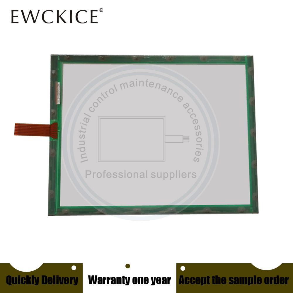 NEW N010-0550-T717 HMI PLC touch screen panel membrane touchscreen original 7 wire touch screen n010 0550 t717 industrial touch screen