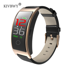 Купить с кэшбэком KIVBWY CK11S Women Men Smart Watch Blood Pressure Heart Rate Monitor Smartwrist Calories Mode Sport Smartwrist for Android IOS