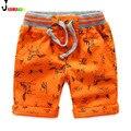 Calças crianças calças de Algodão para meninos Meninos Calções Crianças Calções de Praia Da Marca de Verão Calções Esportivos Casuais Meninos Crianças Calças