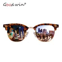 Good Win Women Polarized UV400 Sunglasses Luxury Brand Mens Sun Glasses Polaroid Lens gafas de sol polarizadas mujer