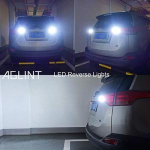 Image 5 - AGLINT 2PCS T15 W16W LED 912 T16 LED Car Bulbs CANBUS No Error Code For Backup Reverse Lamp Xenon White 6000k 12 24V