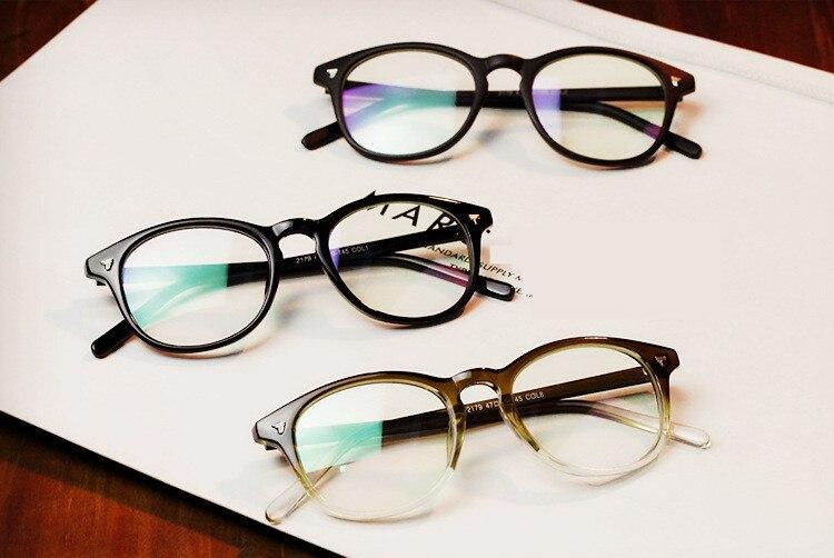 f06d50ebeae Brand Design Eye Glasses Frame Women Men Clear Lens degree Optical Myopia  Eyewear Frames Lady Eyeglasses TR90 spectacle frame-in Eyewear Frames from  Apparel ...