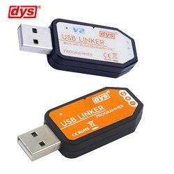 1 sztuk DYS ESC USB Linker programista dla DYS SN XM serii Esc do aktualizacji oprogramowania układowego SN16A SN20A SN30A SN40A BL16A BL20A BL30A|Części i akcesoria|   -