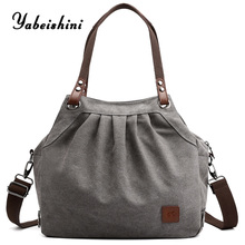 цена New Lady Shoulder bag luxury handbags women bags designer Reusable Bag for women canvas Shopping Bag Oversized Tote sac a main в интернет-магазинах