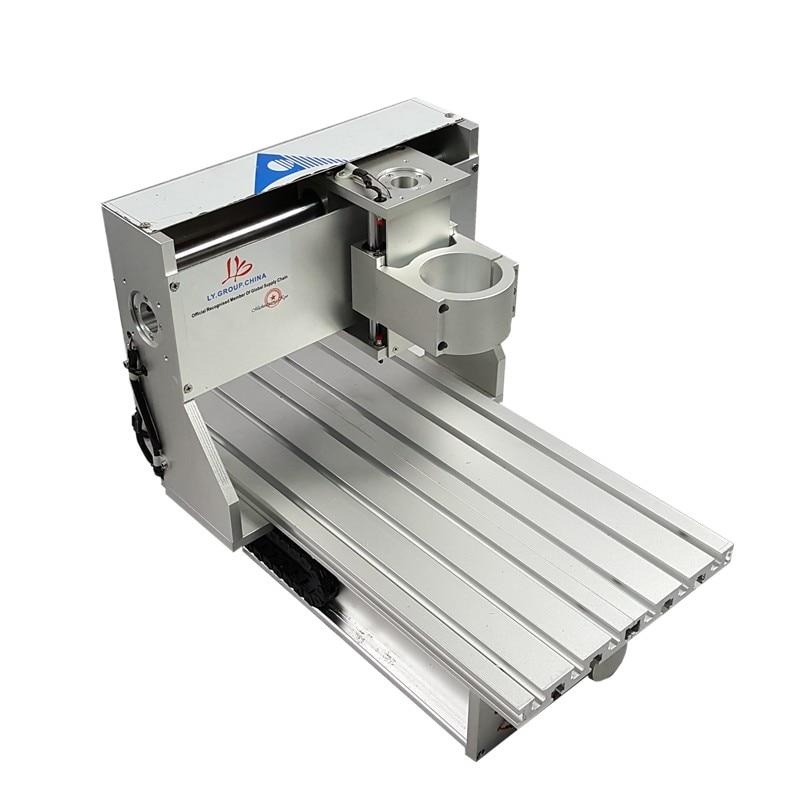 DIY 3020 CNC frame Engraver Engraving Drilling Milling Machine eur free tax cnc 6040z frame of engraving and milling machine for diy cnc router
