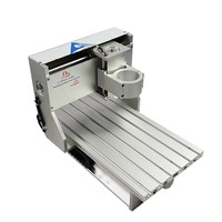 DIY 3020 CNC Frame Engraver Engraving Drilling Milling Machine