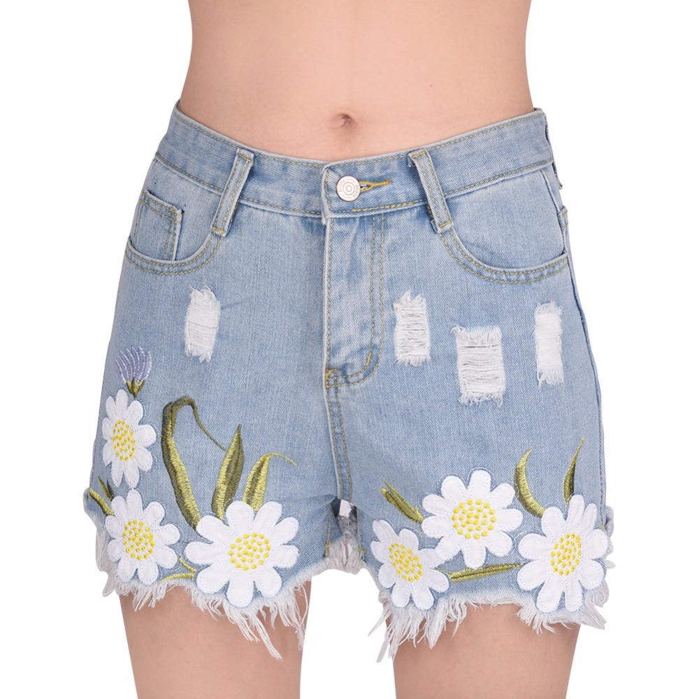 High Quality Cute Jean Shorts Promotion-Shop for High Quality ...
