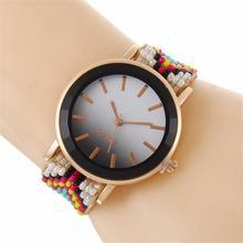 watches women fashion watch 2017 luxury Nylon band Quartz ladies Watch Relojes de mujer 2017 drop shipping #XG10