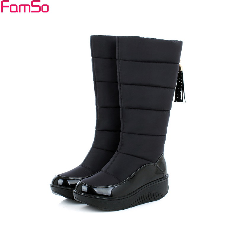 aliexpress buy famso 2017 new shoes snow