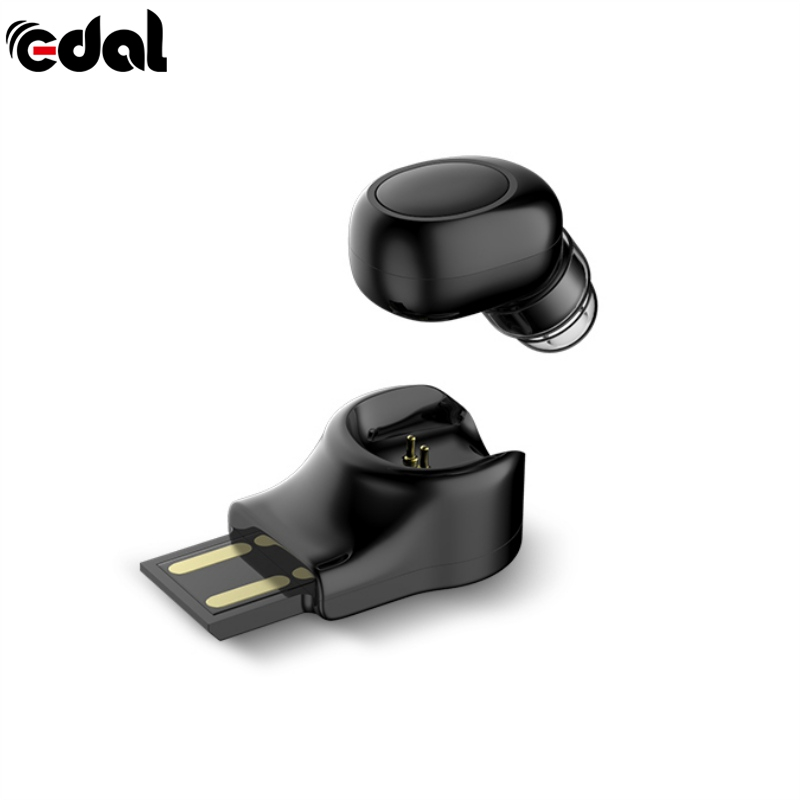 X11 USB Charger Earphone Mini Bluetooth Wireless Earpiece Invisible Earbud In Ear Handsfree Headsets vodool bluetooth earphone earbud mini wireless bluetooth4 1 headset in ear earphone earbud for iphone android smartphone