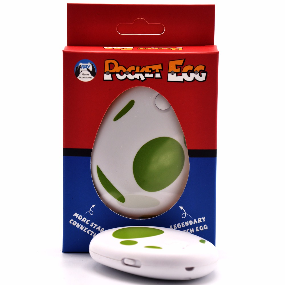 RAY Pocket EGG Toys for Pokemon Go Plus Auto Catch Collect Catcher Bluetooth Interactive for IOS