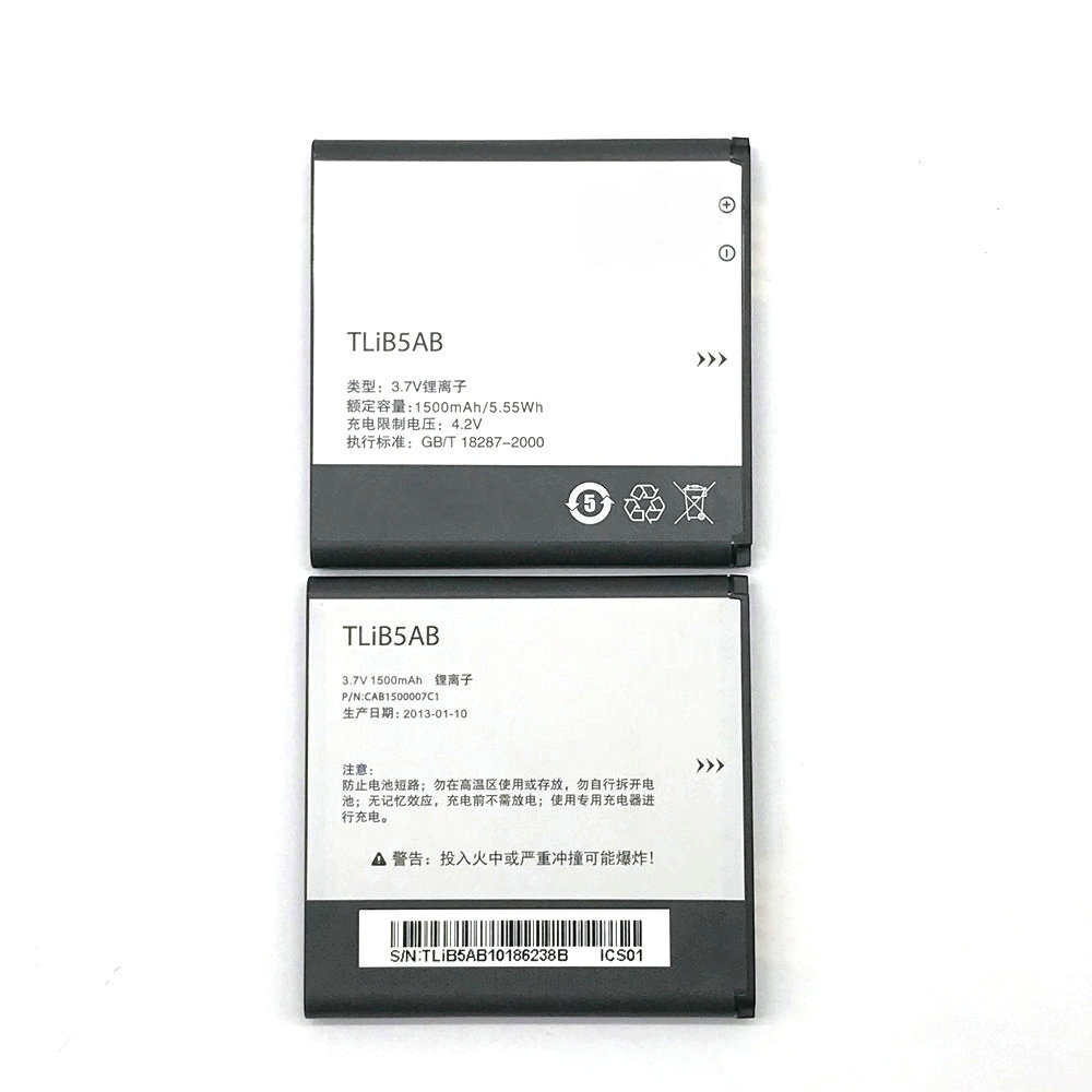 1pcs 100% High Quality CAB32A0000C1 1500mAh Battery For Alcatel One Touch 6010 OT6010 OT-6010 Phone Freeshipping   Tracking Code