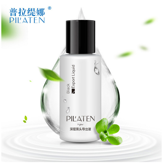 US $8 9 |PILATEN Deep Blackhead Export Liquid Chinese Medicine To Acne  Shrink Pores Softening & Quick Export Black Head Face Skin Care-in Toners  from
