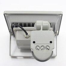 12 В 30 Вт пир из светодиодов прожектор для солнечной системы для дома гараж склад безопасности с датчиком движения время Lux регулировки
