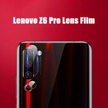 Перейти на Алиэкспресс и купить HD гибкое закаленное стекло для камеры для Lenovo Z6 Pro Защитная пленка для задней линзы прозрачная для Lenovo Z6 Pro