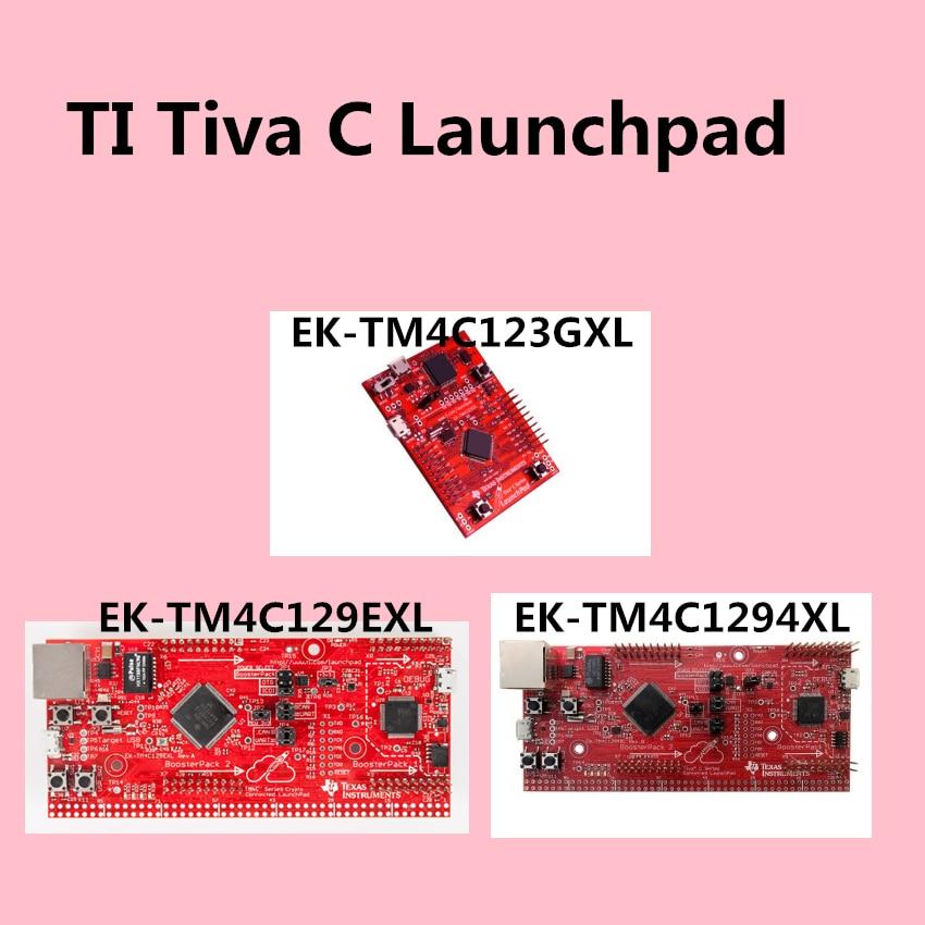 EK-TM4C123GXL EK-TM4C1294XL Tiva C LaunchPad