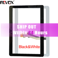 NEW Touch Screen Digitizer For Samsung Galaxy Tab2 10 1 P5100 P5110 Note N8000 N8010 Black