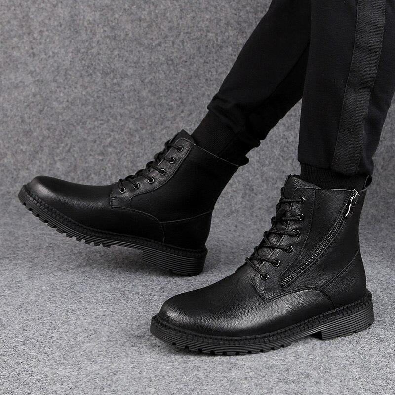 Stivali Piattaforma black Fur 33 Inverno Casual Partito Di