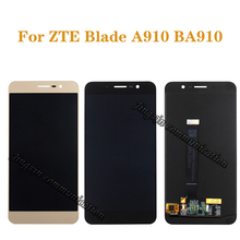 """5.5 """"affichage dorigine pour ZTE Blade A910 BA910 TD LTE LCD + écran tactile numériseur composant téléphone portable écran pièces de réparation"""