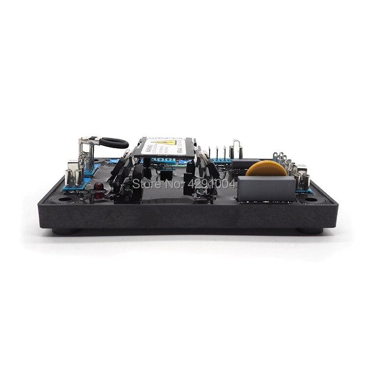 Match KRS440 AVR Automatic Voltage Regulator for Brushless Generator match brushless generator 20kva voltage regulator avr r250
