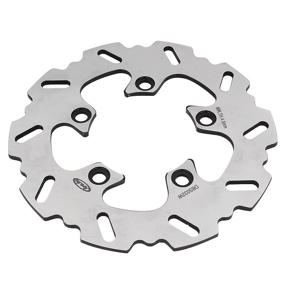 Motorcycle Rear Brake Disc Rotor for Suzuki GSXR600 SV650 SV650S GSXR750 GSXR1000 SV1000 SV1000S TL1000R TL1000S GSXR1100 1PCS arashi brake disc brake rotors for suzuki gsxr600 1997 2015 gsxr750 1996 2015 sv650 sv 1000 s t brake disk brake discs