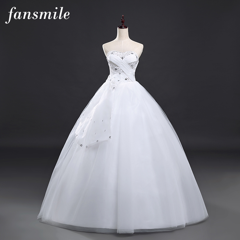 Buy fansmile 2017 cheap vintage lace for Vintage wedding dresses for cheap
