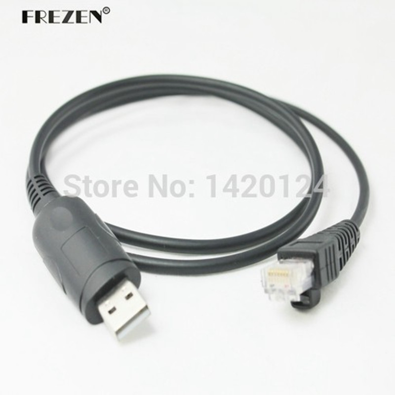 USB Programming Cable For ICOM F110 Mobile Radio F-110 F500 F1721 F210 Two Way Radio