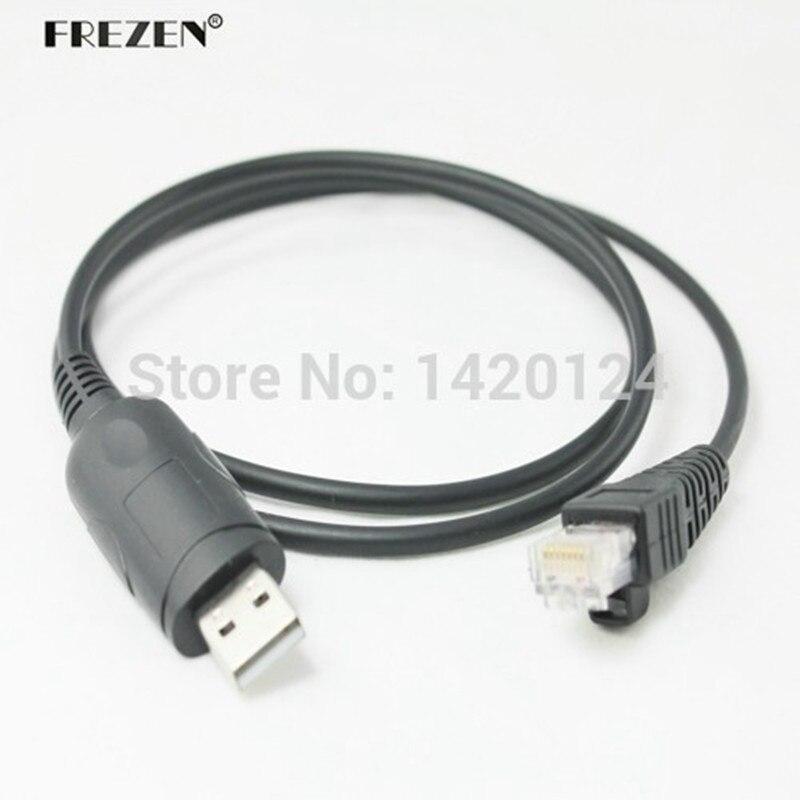 USB Programming Cable For ICOM F110 Mobile Radio F-110 F500 F1721 F210 Two Way Radio