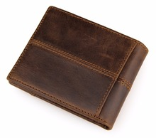 Wholesale Brand Genuine Leather Wallets Coin Pocket Wallet Women Zipper Real Mens Femal With Purse